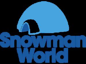 SnowmanWorld logo