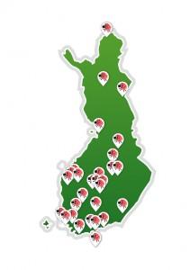 Tarinakoneen toimintaan kuuluvat myös luennot ja tarinatyöpajat. Tarinakoneen pelikenttänä on koko Suomi.